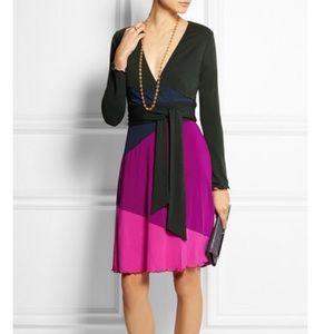 Diane Von Furstenberg Marsha Wrap Dress